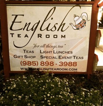 english tea room