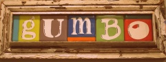 gumbo sign