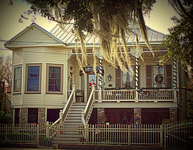 Old Creole House, Madisonville, Louisiana
