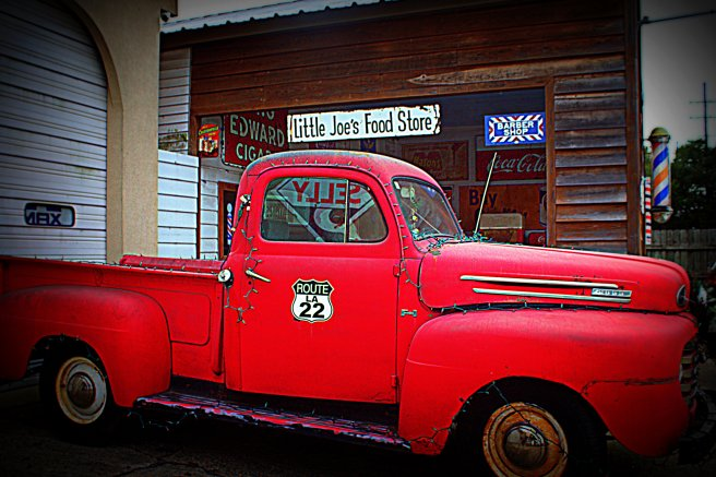 Route La 22, Little Joe's Food Store